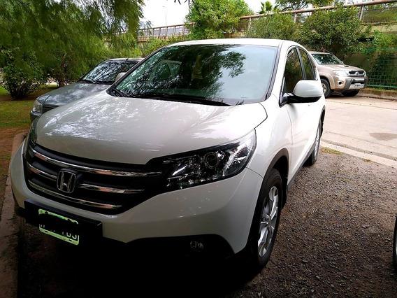 Honda Cr-v 2.4 Ex L 4wd 185cv At 2013