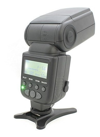 Flash Meike Mk-950 Para Canon Mk950 Flash Ttl Camer