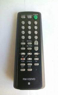 Control Remoto Universal Compatible Con Tv Y Con Dvd