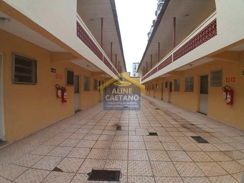 Imagem 1 de 17 de Kitnet Com 1 Dorm, Boqueirão, Praia Grande - R$ 130 Mil, Cod: Cla22609 - Vcla22609