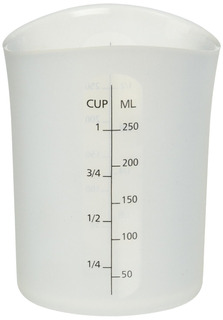 Norpro 3014 Silicone Measure Stir And Pour, 1-cup