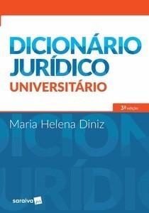 Dicionário Jurídico Universitário - Saraiva Jur
