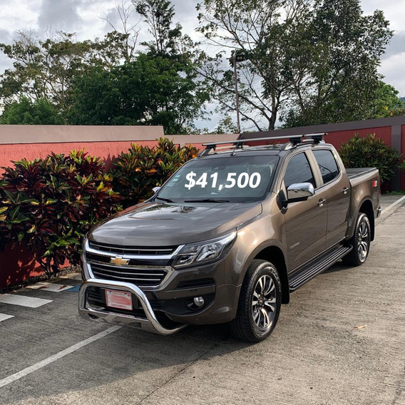 Chevrolet Colorado 2.8 Turbo Diesel