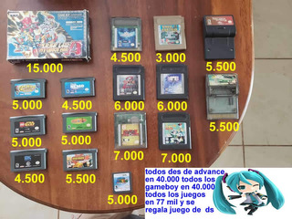 Juegos Advance, Super Nintendo , Juegos Snes , Gamecube