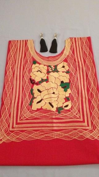 Blusas Tipicas Bordado Tehuantepec