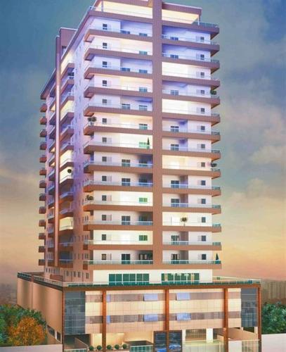 Apartamento, 2 Dorms Com 91.06 M² - Caiçara - Praia Grande - Ref.: Tab1083 - Tab1083