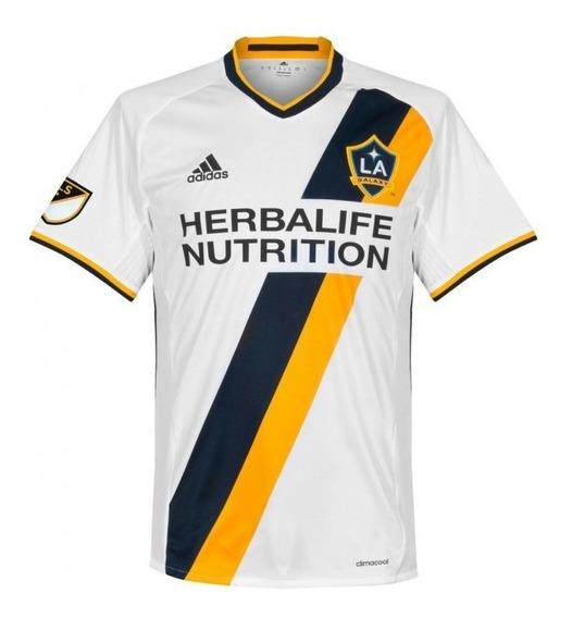 Camisa La Galaxy Home 16-17 Importada