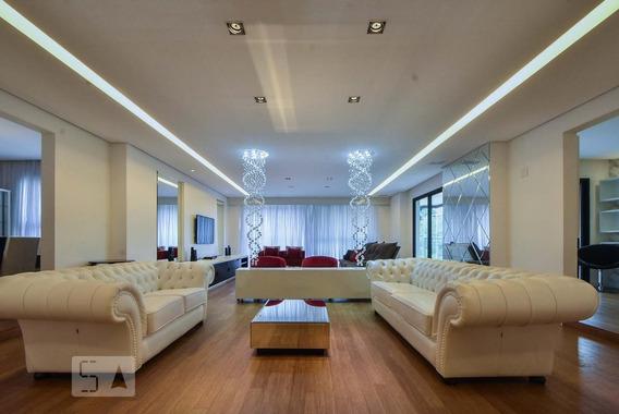 Apartamento Para Aluguel - Jardim Marajoara, 4 Quartos, 370 - 893020545