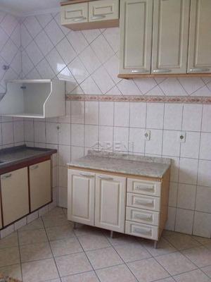 Sobrado Com 3 Dormitórios À Venda, 164 M² Por R$ 500.000 - Jardim Stella - Santo André/sp - So1840