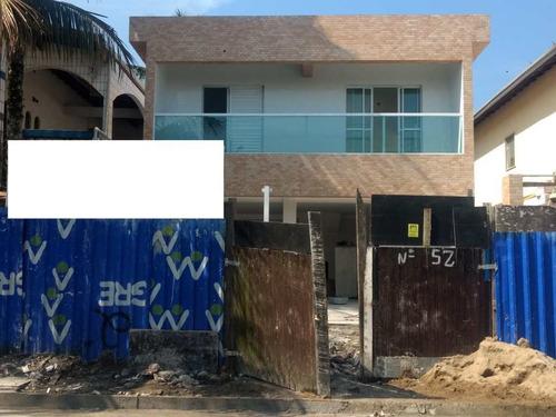 Casa De Condomínio Com 2 Dorms, Sítio Do Campo, Praia Grande - R$ 180 Mil, Cod: 233 - V233