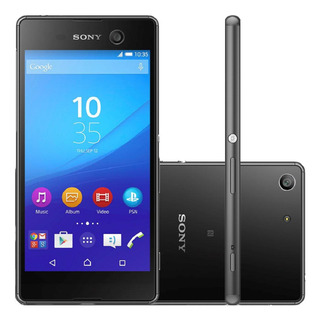 Sony Xperia M5 Tv E5643 16gb 3gb Ram 21.2mp Preto Vitrine 2
