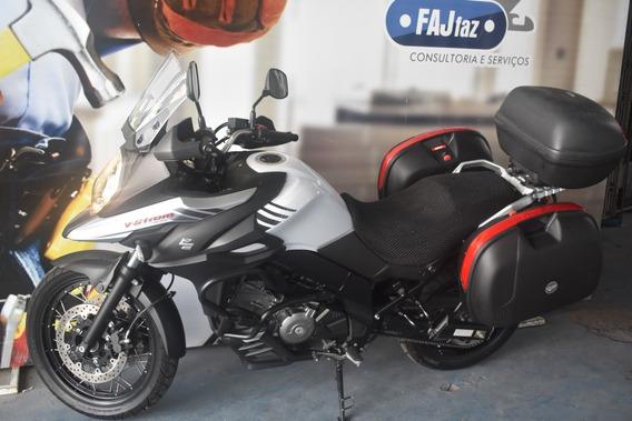 Moto Suzuki V-strom 650 Xt