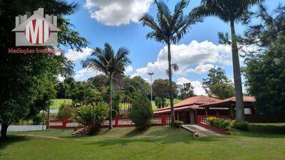 Chácara Com 3 Dormitórios À Venda, 12200 M² Por R$ 750.000 - Rural - Socorro/sp - Ch0408