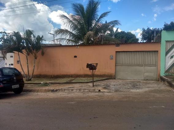 Casa Em Setor Recanto Das Minas Gerais, Goiânia/go De 140m² 3 Quartos À Venda Por R$ 255.000,00 - Ca248722
