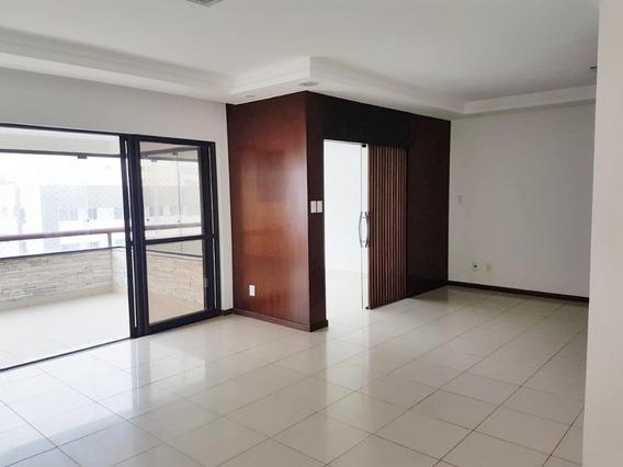 Apartamento À Venda, 4 Quartos, Pituba - Salvador/ba - 172