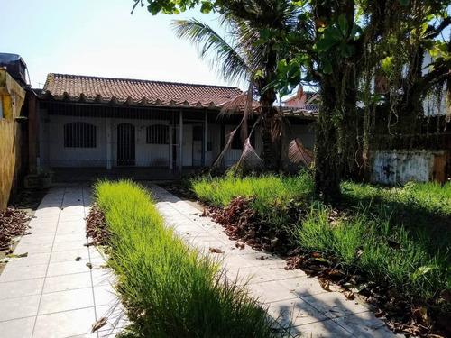 Oportunidade Casa Lote Inteiro Em Mongaguá!!! - Ca00789 - 68304396