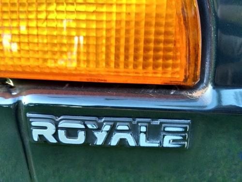 Ford Royale Ghia