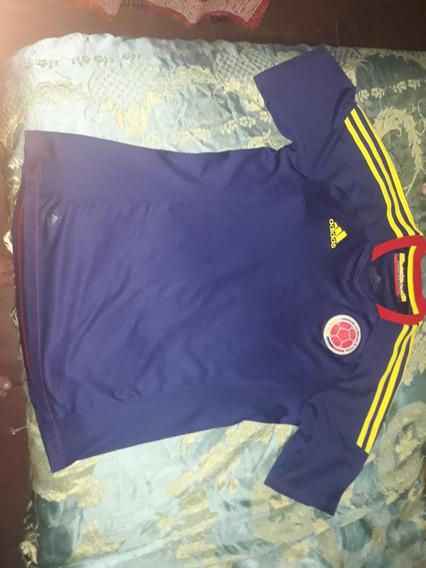 Camiseta Selec.colombia 2014 Origi