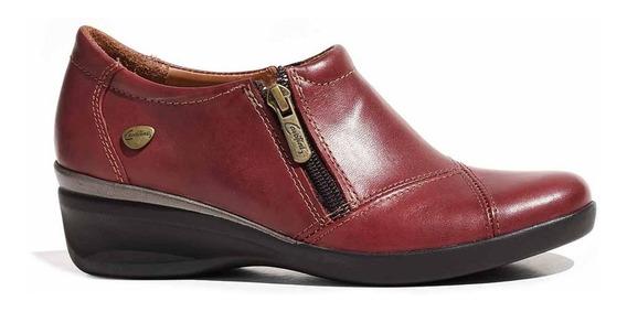 Zapatilla Mujer Cuero Cavatini Zapato Confort - Mczp05110