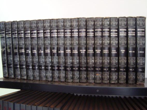 Encyclopedia E Diccionário Internacional / W. M. Jackson