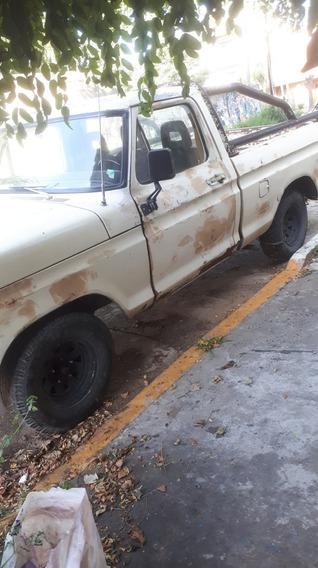 Ford 100_ Modelo 1980 _ Motor Nissan_ Diesel _ Caja De 5°