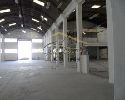Galpão Industrial Para Locação, Jardim Piratininga, Osasco - Ga2336. - Ga2336