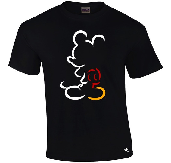 Playera Mickey Mouse Mod.08 By Tigre Texano Designs