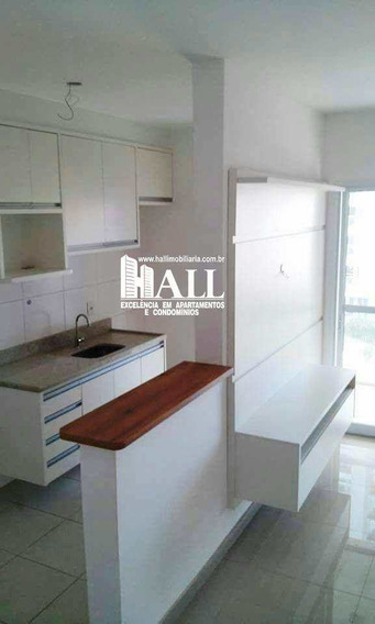 Apartamento Com 2 Dorms, Jardim Urano, São José Do Rio Preto - R$ 535 Mil, Cod: 2900 - V2900