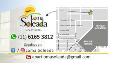 Alquiler Federacion Entre Rios Apart Hotel Loma Soleada Term