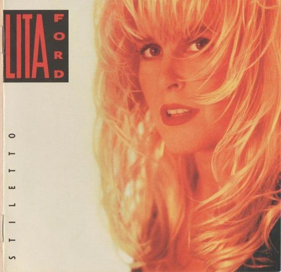 Lita Ford - Stiletto (cd Importado)