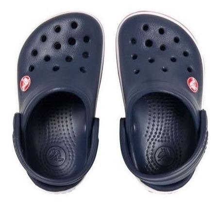 Crocs Crocband Black X11016 - *original Revenda Autorizada