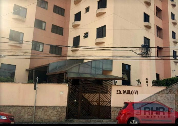 Apartamento Para Locação Em Mogi Das Cruzes, Mogi Das Cruzes, 3 Dormitórios, 1 Suíte, 2 Banheiros, 1 Vaga - 347