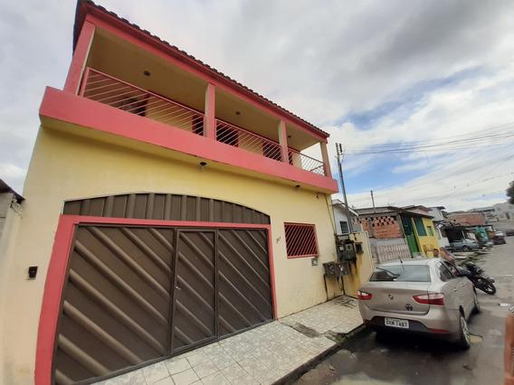 Linda Casa De 2 Pisos No São José Prox A Grande Circular