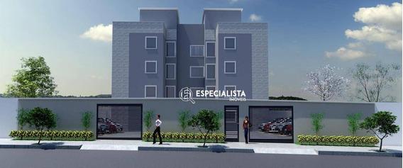 Cobertura Com 2 Dormitórios À Venda, 104 M² Por R$ 195.000 - Xangri-lá - Contagem/mg - Co0027