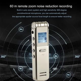 Mini Recargable Digital Voice Recorder Grabación Pluma Mp3
