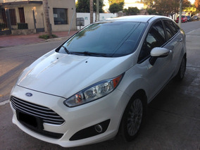 Ford Fiesta 1.6 Se Plus Año 2014
