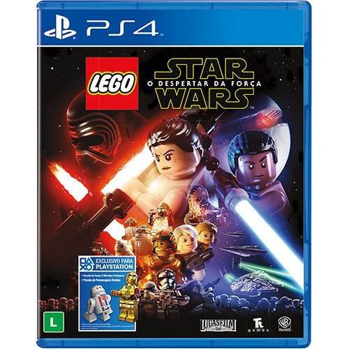 Lego Star Wars O Despertar Da Força -mídia Física (ps4) Novo