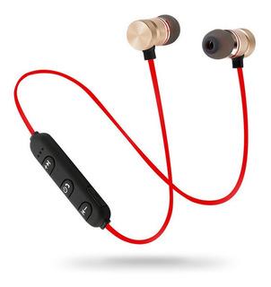 Caixa Vermelha Absorção Magnética 4.2 Móvel Bluetooth Headse