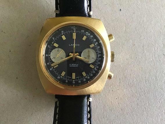 Relógio Lanco A Corda Valjoux 7733