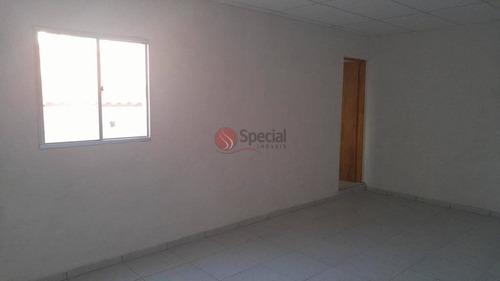 Salão Comercial, Mais 4 Salas - Af16648