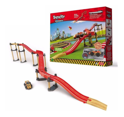 Imagen 1 de 10 de Trencity Kit Turbo - Tienda Oficial -