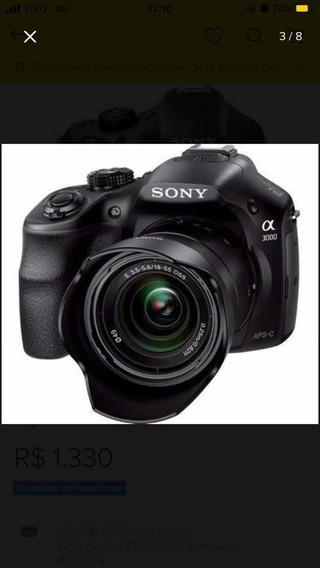 Câmera Sony Alpha 300 20.1 Megapixel
