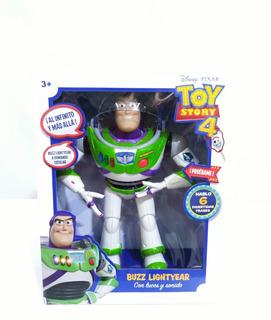 Muñeco Toy Story 4 Buzz Lightyear De Importación
