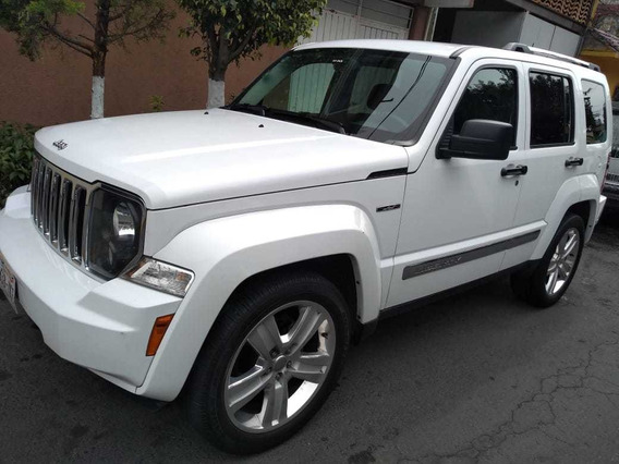 Jeep Liberty Limited Base Piel 4x4 Mt 2012