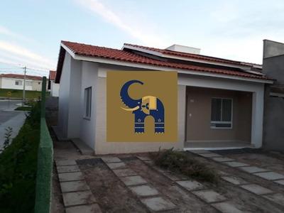 Casa No Condomínio Arboo Av Artêmia Pires-bairro Sim,102 Rua C 2 Quartos Com Suite. Será Colocado Piso. Valor 1.000,00 Com Condomínio Incluso Por - Ca00405 - 33411456