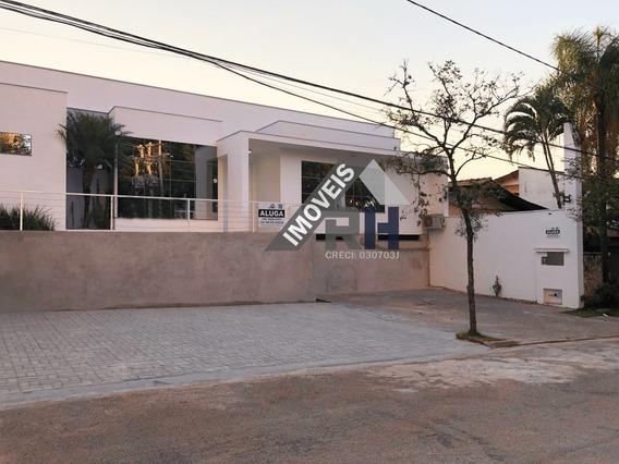 Casa Para Alugar No Bairro Jardim América Em Sorocaba - Sp. - 60038-2