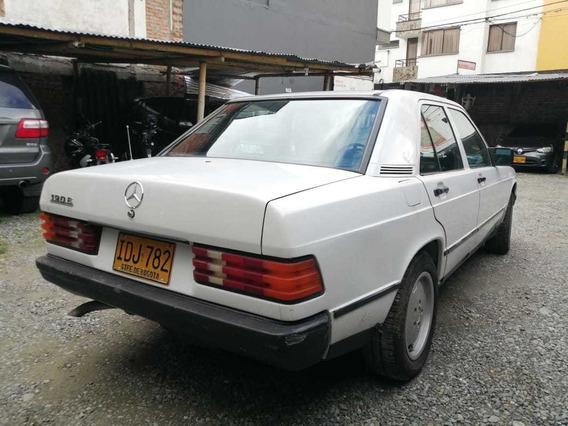 Mercedes Benz 190e 1984