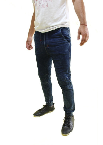 Pantalón Importado Legui Chupin Jean Con Puño