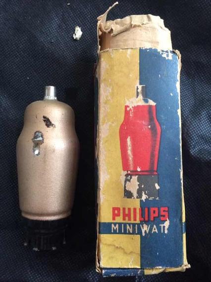 Válvula Ak2 Philips Patinha Elefante Valvulados Radio Antigo