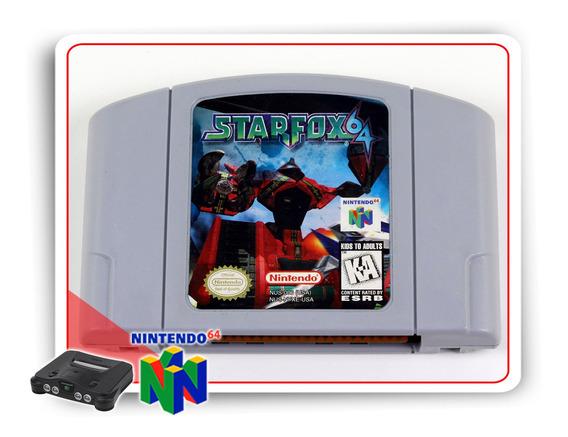 Starfox 64 Original Nintendo 64 N64